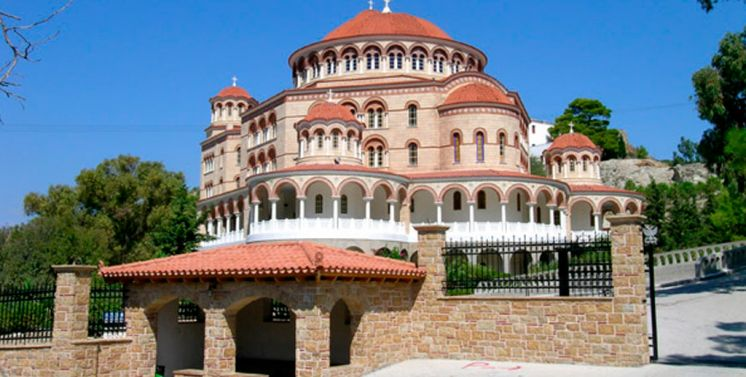 St. Nectarios in Aegina – 7 Days tour