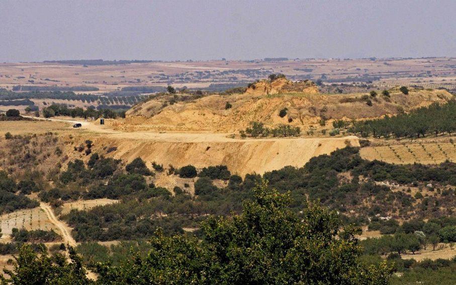 La Grande Tomba di Anfipoli